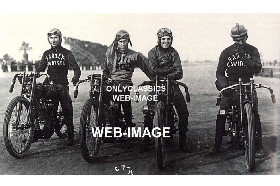 1919 harley davidson motorcycle racing ascot photo factory racers wrecking crew. Black Bedroom Furniture Sets. Home Design Ideas
