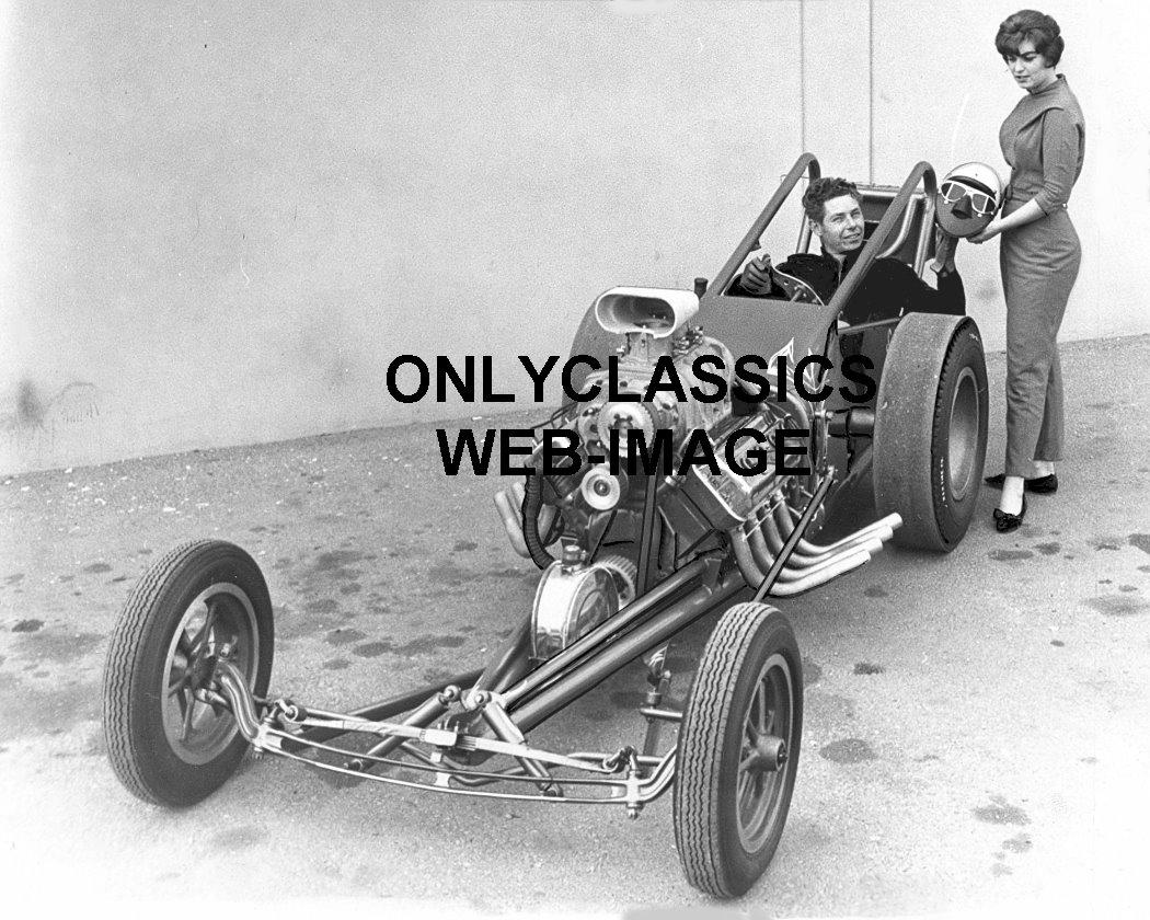 1961 SLINGSHOT DRAGSTER AUTO