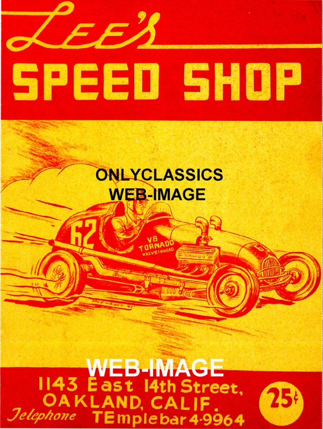 Vintage Auto Speed and Sport Magazine February 1953 Mexican Road Race