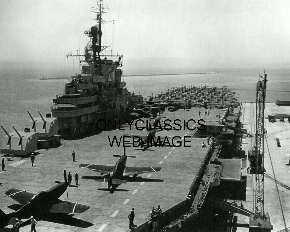1950 uss boxer aircraft carrier p