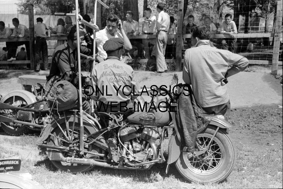 from Stefan 1950s and harley and gay