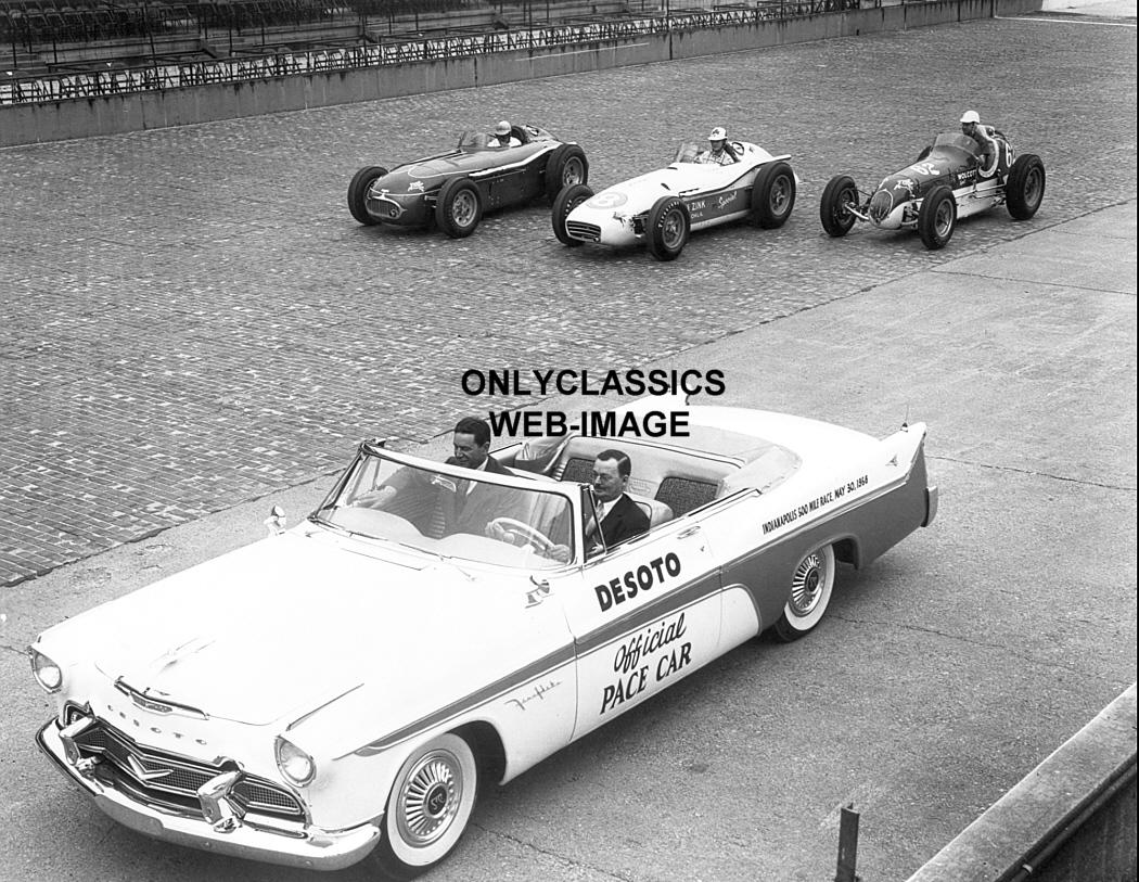 1956 INDY 500 -DESOTO PACE CAR