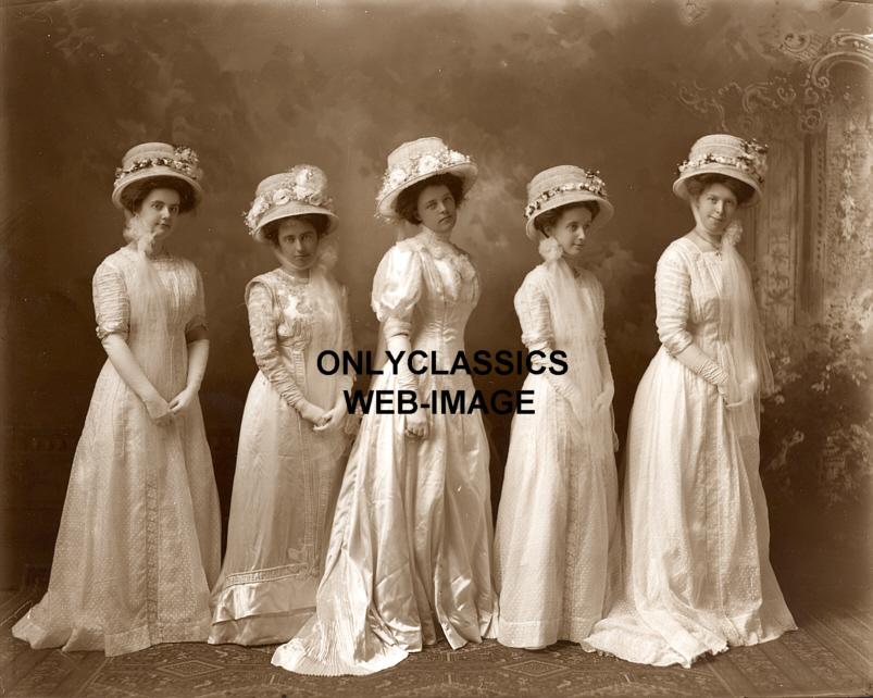 Old victorian wedding